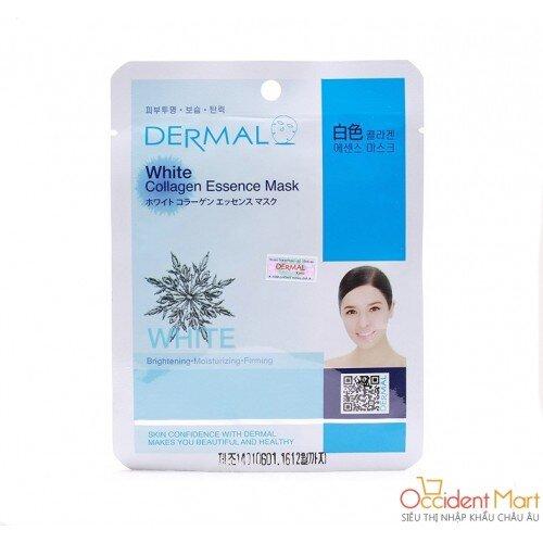 Mặt nạ dưỡng da tinh chất trắng da Dermal