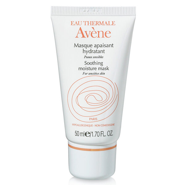 Mặt nạ giữ ẩm làm dịu da cho da nhạy cảm Avene Soothing Moisture Mask 50ml