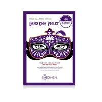 Mặt nạ in 3D Mediheal Mask Dress Code Violet 27ml