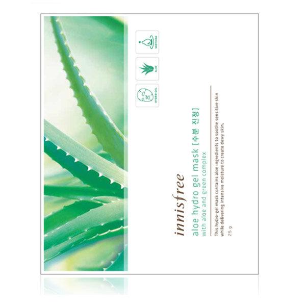 Mặt nạ Innisfree Aloe Hydro Gel Mask