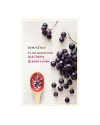 Mặt nạ Innisfree Its real squeeze mask Acai berry