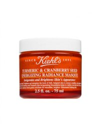 Mặt nạ Kiehl's Turmeric & Cranberry Seed Energizing Radiance Masque - 75ml