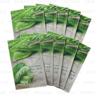 Mặt nạ lô hội The Face Shop Real Nature Mask Aloe Vera