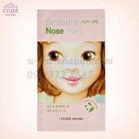 Mặt nạ lột mụn Green Tea Nose Pack
