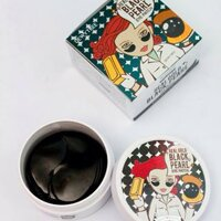 Mặt Nạ Mắt Dewytree Real Gold Black Pearl Eye Patch 90g