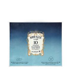 Mặt nạ miếng dưỡng da vùng quanh mắt Skinfood Miracle Food 10 Solution Eye Patch & Mask Sheet 30g