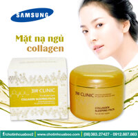 Mặt nạ ngủ 3W Clinic Collagen