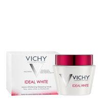 Mặt nạ ngủ dưỡng trắng da ban đêm Vichy Ideal White Sleeping Mask 75ml