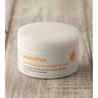Mặt nạ ngủ Innisfree Whitening Pore Sleeping Pack