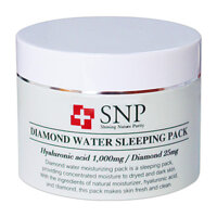 Mặt nạ ngủ SNP diamond water sleeping pack