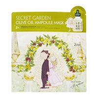 Mặt nạ Sally's Box Secret Garden Olive Oil Ampoule Mask 21ml