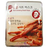 Mặt nạ sâm Missha Pure Source Cell Sheet Mask Red Ginseng