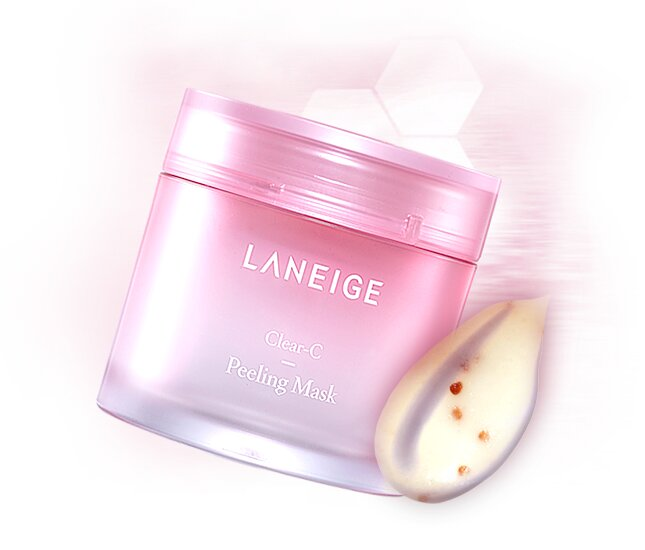 Mặt nạ tẩy da chết Laneige Clear-C Peeling Mask