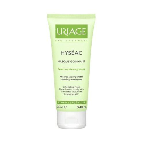 Mặt nạ tẩy tế bào chết cho da dầu, da mụn Uriage Hyséac Masque Gommant 100ml