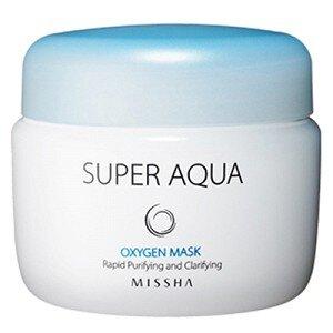 Mặt Nạ Tẩy Tế Bào Chết Missha Super Aqua Double Enzyme Oxygen Mask
