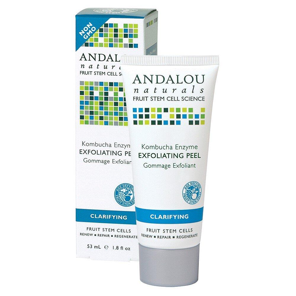 Mặt Nạ Tẩy Tế Bào Da Chết Andalou Naturals Enzyme Thủy Sâm Kombucha 53ml