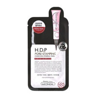 Mặt nạ than hoạt tính Mediheal H.D.P Pore-Stamping Charcoal 25ml