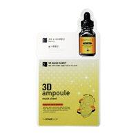 Mặt nạ The Face Shop 3D Ampoule Hyaluronic Acid & Colostrum