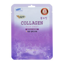 Mặt nạ tinh chất Eco Collagen Mask Sheet Good Face 24g