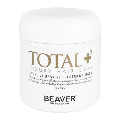 Mặt nạ tóc phục hồi chuyên sâu Beaver Intensive Remedy Treatment Mask Total +7 500ml