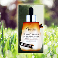 Mặt nạ trắng da, bổ sung Collagen Queenie 25g