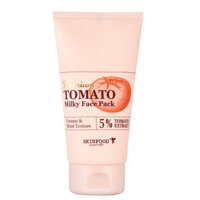 Mặt nạ trắng da Premium tomato milky face pack skinfood