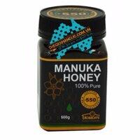 Mật ong Blossom Manuka Honey +550mg/kg 500g