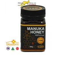 Mật ong Blossom Manuka Honey +120mg/kg 500g