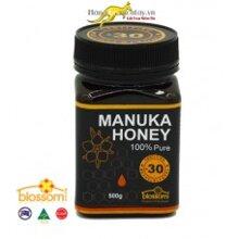 Mật ong Blossom Manuka Honey +30mg/kg 500g