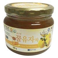 Mật Ong Chanh Honey Citron Tea Hàn Quốc - 500 g