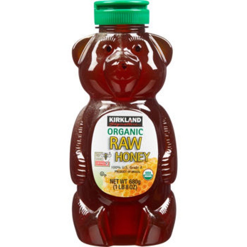 Mật Ong Honey Bear Kirkland 680g