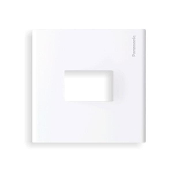 Mặt vuông dùng cho 1 thiết bị Panasonic WEB7811W