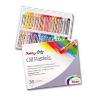 Màu phấn dầu Pentel PHN-36 (Hộp 36 màu)