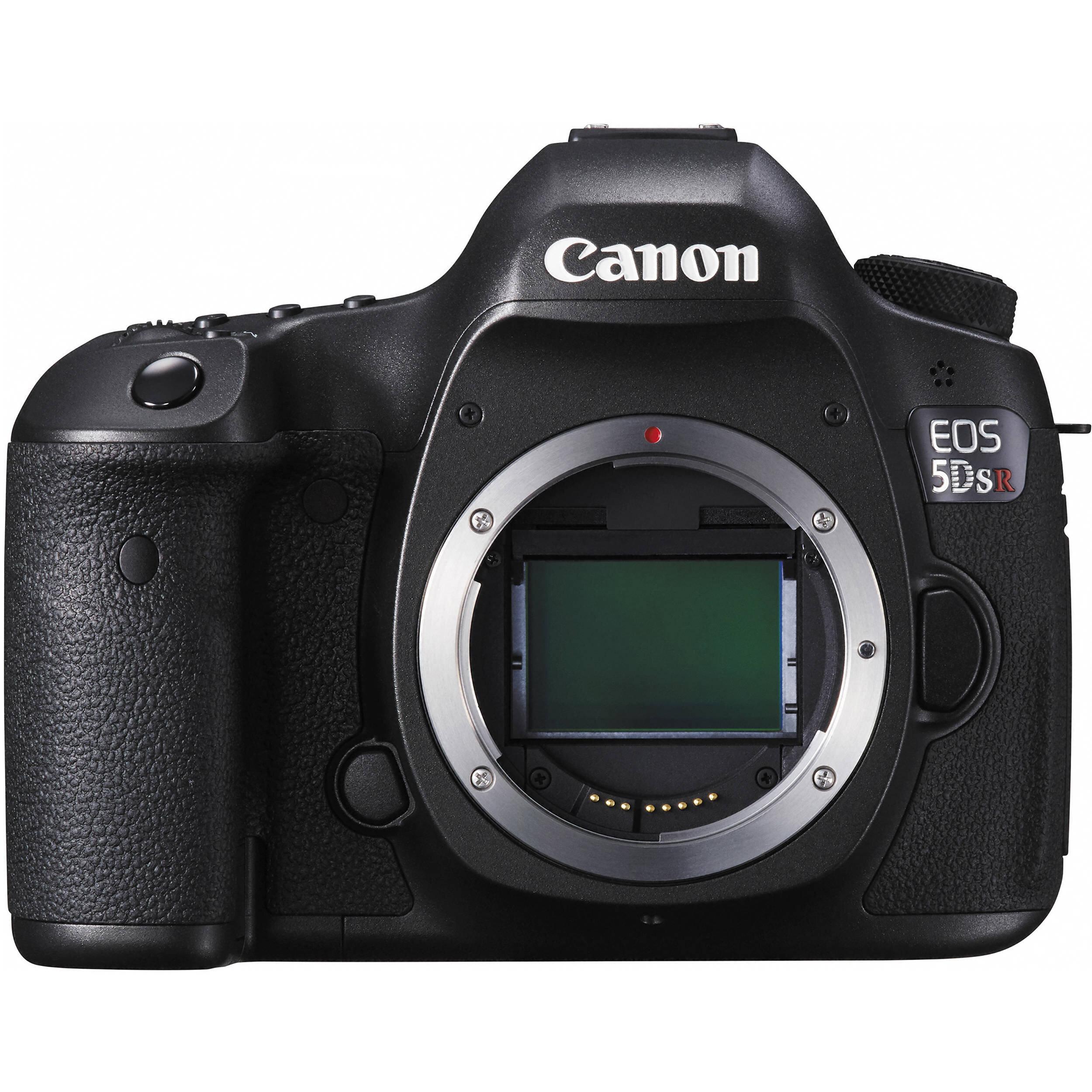 Máy ảnh Canon EOS 5DSR -50.6 Megapixels