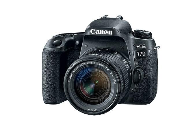 Máy ảnh Canon EOS 77D 18-55 IS STM