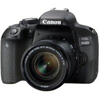 Máy ảnh Canon EOS 800D 18-55 IS STM - Hàng Nhập Khẩu
