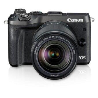 Máy ảnh Canon EOS M6 EF-M15-45 SL