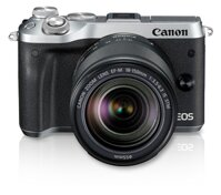 Máy ảnh Canon EOS M6 EF-M18-150