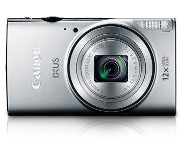 Máy ảnh Canon IXUS 275 Bạc