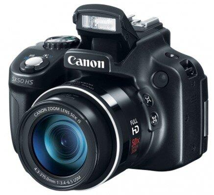 Máy ảnh Canon PowerShot SX50 HS