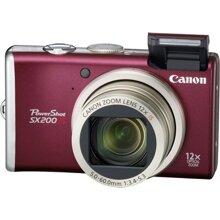 Máy ảnh Canon SX200 (SX200 IS)