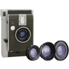 Máy ảnh chụp in liền Lomography Lomo'Instant + 3 lens (Oxford)