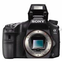 Máy ảnh chuyên dụng Sony Alpha ILCA-77M2 - Black