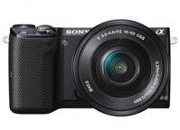 Máy ảnh chuyên nghiệp Sony NEX5TL (NEX-5TL) - SEL P16-50mm F3.5-5.6 OSS
