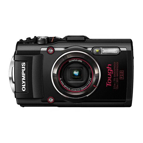 Máy ảnh Compact Olympus Stylus TG-4