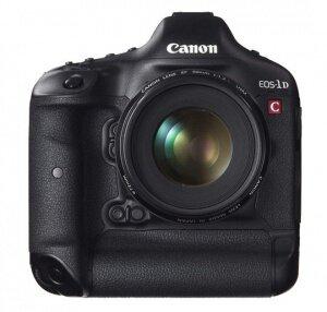 Máy ảnh DSLR Canon EOS-1DC - 5184 x 3456 pixels