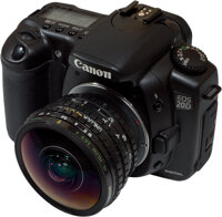 Máy ảnh DSLR Canon EOS 20D Body