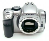 Máy ảnh DSLR Canon EOS 300D (EOS Digital Rebel / EOS Kiss Digital) Body - 3072 x 2304 pixels