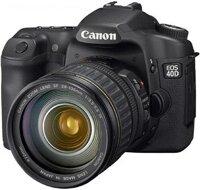 Máy ảnh DSLR Canon EOS 40D - 10.1 MP, EF-S 18-55 IS