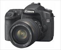 Máy ảnh DSLR Canon EOS 50D - 15.1 MP, EF-S 18-135mm